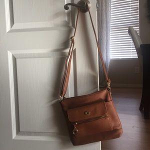Handbags - Brand new super cute brown purse!